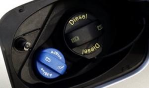 Depósito Adblue vehículos Diesel